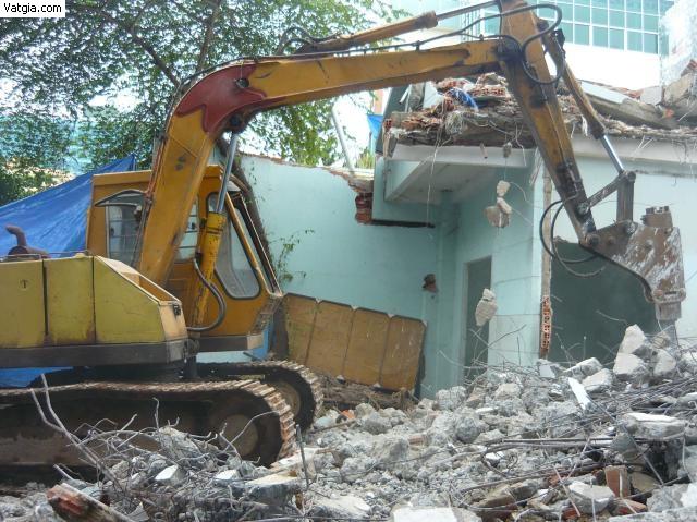 Thu mua xác nhà cũ tại TP Vinh Nghệ An